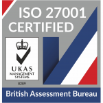 THE BRITISH ASSESSMENT BUREAU ISO-27001