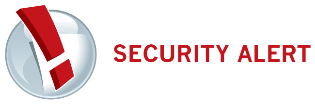 Image result for security alert